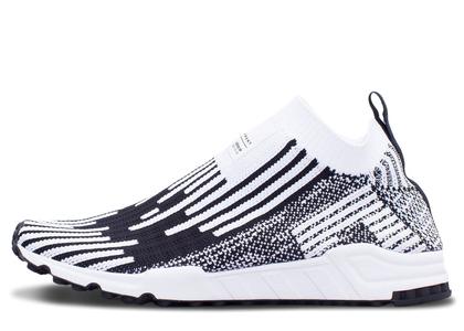 adidas EQT Support Sock Cloud White Core Blackの写真