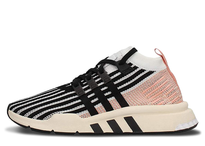 adidas EQT Support Mid Adv Core Black Trace Pinkの写真