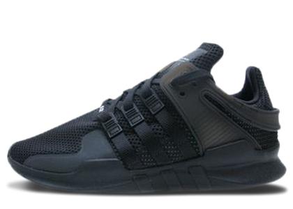 adidas EQT Support ADV Triple Black BA8324の写真