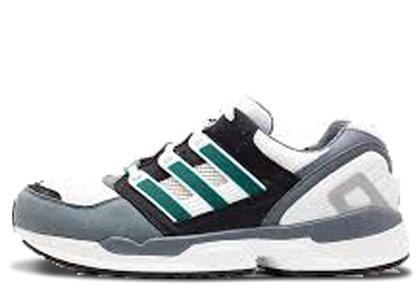 adidas EQT Running Support White Green Leadの写真