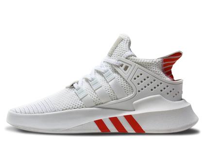 adidas EQT Bask ADV White Redの写真