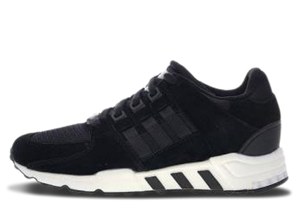 adidas EQT Support RF Milled Leather Blackの写真