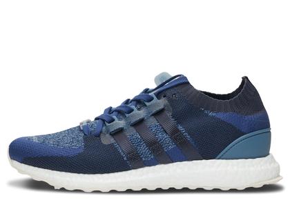 adidas EQT Support Ultra Primeknit Materials Blueの写真