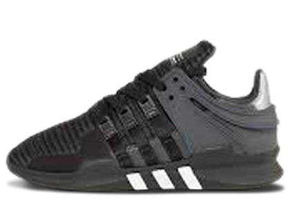adidas EQT Support ADV Black Greyの写真