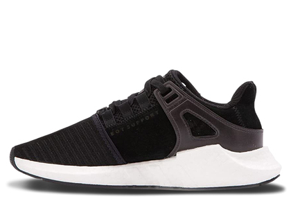 adidas EQT Support 93/17 Milled Leather Blackの写真