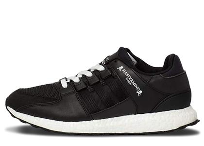 adidas EQT Support Ultra mastermind Blackの写真