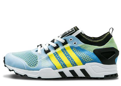 adidas EQT Running Support Flurro Yellowの写真