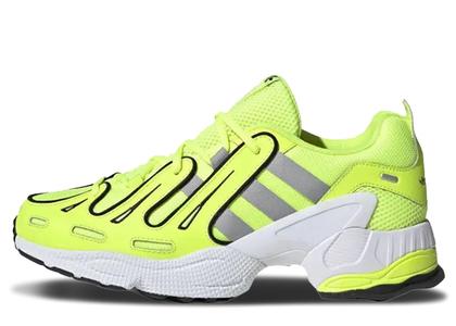 adidas EQT Gazelle Solar Yellowの写真