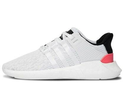 adidas EQT Support 93/17 White Redの写真