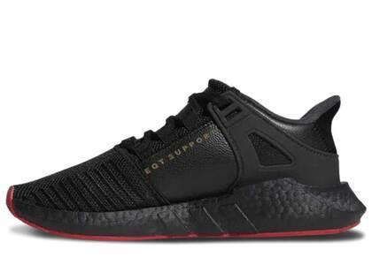 adidas EQT Support 93/17 Red Carpet Pack Blackの写真