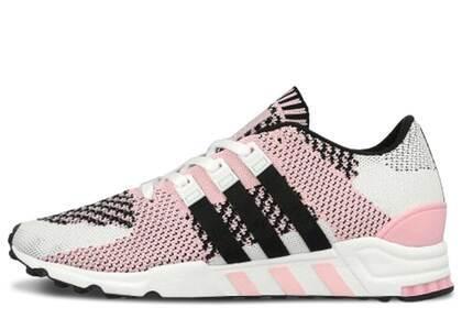 adidas EQT Support RF Primeknit Pink Black Womensの写真