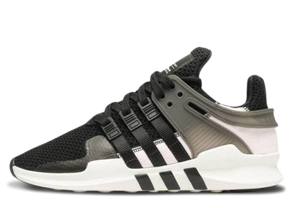 adidas EQT Support ADV Core Black Clear Pink Womensの写真