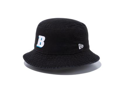 New Era × BALLISTIK BOYZ from EXILE TRIBE Bucket 01 B Logo Blackの写真