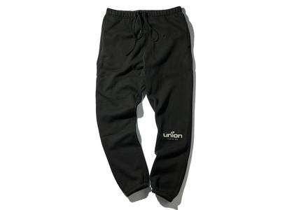 ESSENTIALS × UNION Vintage Sweatpant Vintage Blackの写真