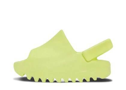 adidas Yeezy Slide Glow Green Infantsの写真