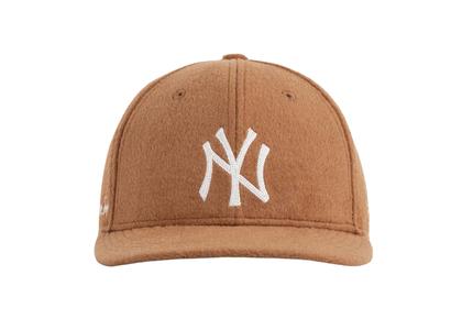 Aime Leon Dore × New Era Moleskin Yankees Hat Beigeの写真
