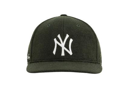 Aime Leon Dore × New Era Moleskin Yankees Hat Khakiの写真