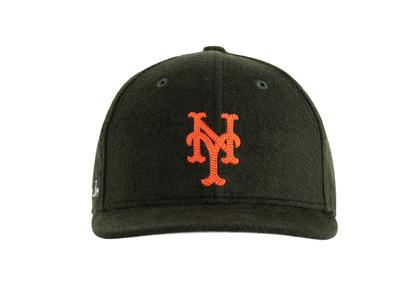 Aime Leon Dore × New Era Moleskin Mets Hat Khakiの写真
