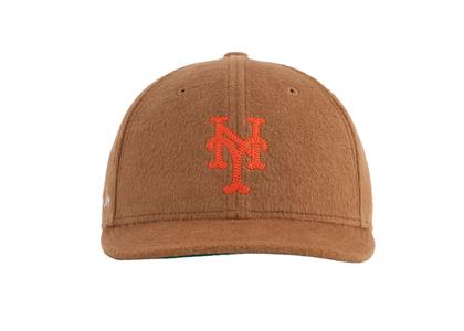 Aime Leon Dore × New Era Moleskin Mets Hat Beigeの写真