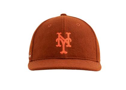 Aime Leon Dore × New Era Moleskin Mets Hat Brownの写真