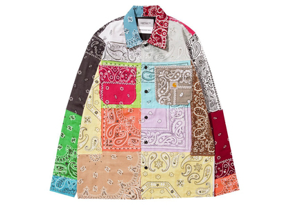 MIYAGIHIDETAKA × Carhartt WIP Bandana Master Shirt Carhartt WIP Store Tokyo Limited Multiの写真