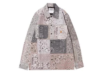 MIYAGIHIDETAKA × Carhartt WIP Bandana Master Shirt Carhartt WIP Store Tokyo Limited Grayの写真