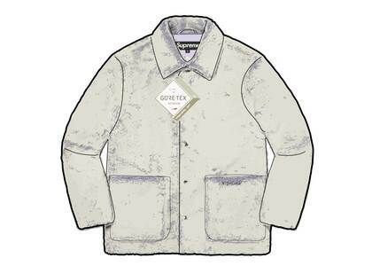 Supreme 2-Tone Faux Fur Shop Coat White (FW21)の写真