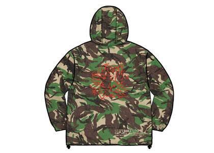 Supreme Support Unit Nylon Ripstop Jacket Camo (FW21)の写真