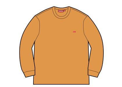 Supreme Small Box Crewneck Orange (FW21)の写真