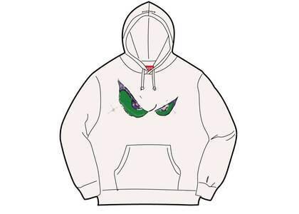 Supreme Eyes Hooded Sweatshirt Beige (FW21)の写真