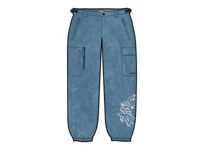Supreme Support Unit Nylon Ripstop Pant Blue (FW21)の写真