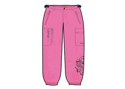 Supreme Support Unit Nylon Ripstop Pant Pink (FW21)の写真