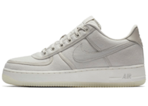 "Nike Air Force 1 Low Retro QS ""Canvas"" Pack Light Bone"