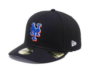 New Era PC 59fifty Stars & Stripe New York Mets US Flag Blackの写真
