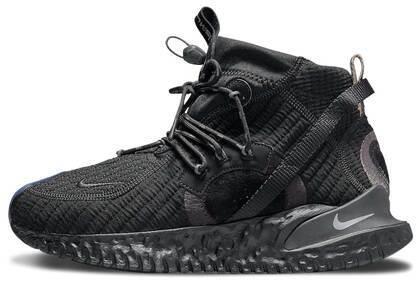 Nike ISPA Flow 2020 SE Blackの写真