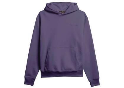 Pharrell Williams × adidas Originals Basics Parka Unisex Purpleの写真