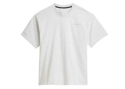 Pharrell Williams × adidas Originals Basics Shirt Gender Neutral Grayの写真