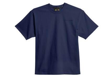 Pharrell Williams × adidas Originals Basics T Shirt Unisex Night Skyの写真