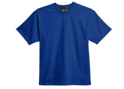 Pharrell Williams × adidas Originals Basics T Shirt Unisex Power Blueの写真