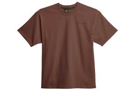 Pharrell Williams × adidas Originals Basics T Shirt Unisex Brownの写真