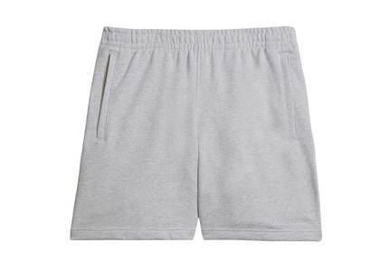 Pharrell Williams × adidas Originals Basics Shorts Gender Neutral Grayの写真