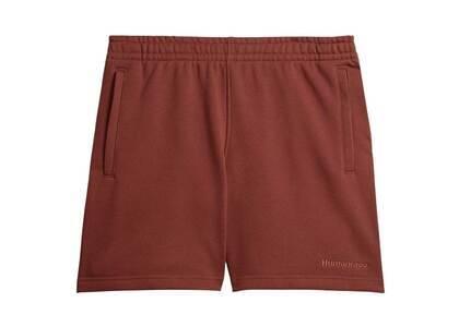 Pharrell Williams × adidas Originals Basics Shorts Gender Neutral Brownの写真