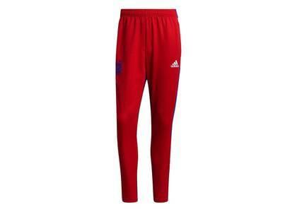 Pharrell Williams × Adidas Originals FC Bayern Human Race Training Pants Redの写真