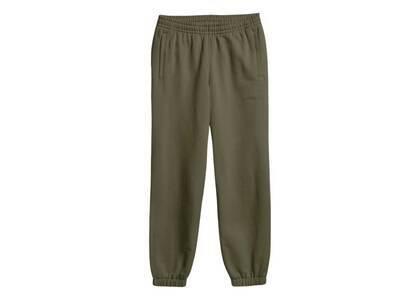 Pharrell Williams × adidas Originals Basics Sweat Pants Unisex Oliveの写真