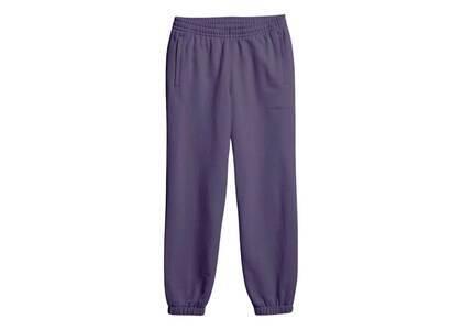 Pharrell Williams × adidas Originals Basics Sweat Pants Unisex Purpleの写真