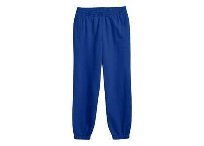Pharrell Williams × adidas Originals Basics Sweat Pants Unisex Power Blueの写真