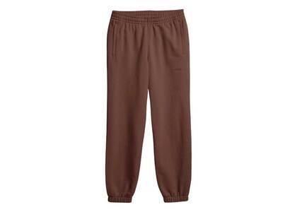 Pharrell Williams × adidas Originals Basics Sweat Pants Unisex Brownの写真