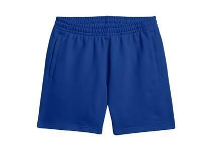 Pharrell Williams × adidas Originals Basics Shorts Unisex Power Blueの写真