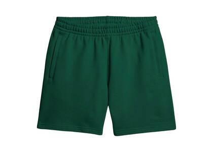 Pharrell Williams × adidas Originals Basics Shorts Unisex Dark Greenの写真