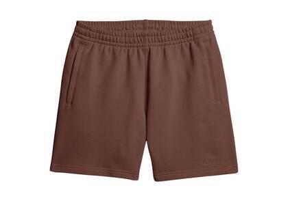 Pharrell Williams × adidas Originals Basics Shorts Unisex Brownの写真